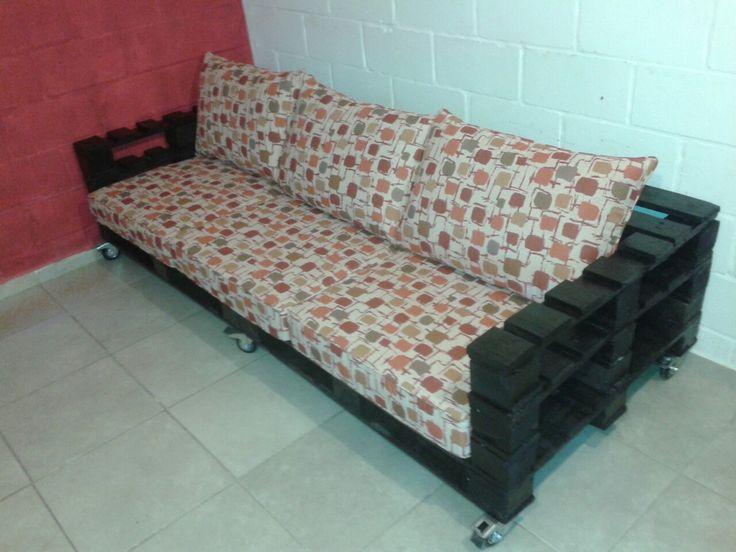 M s de 1000 ideas sobre sillon de palets en pinterest - Sillon hecho de palets ...