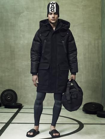 Exclusive Alexander Wang for H&M Preview - Style.com