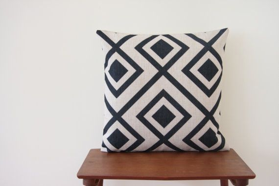 Hey, I found this really awesome Etsy listing at https://www.etsy.com/listing/222813425/18x18-black-simple-scandinavian-pillow