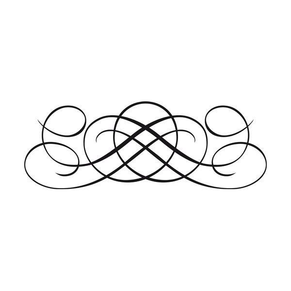 Guardas decorativas blanco y negro para tarjetas buscar con google bordado pinterest - Cenefas para dibujar ...