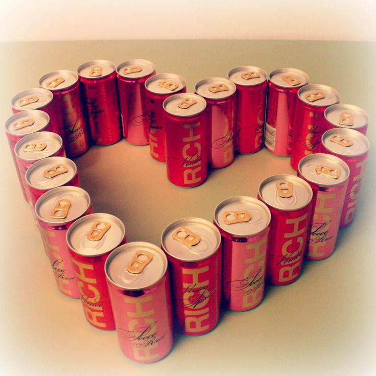 RICH Valentins Tag
