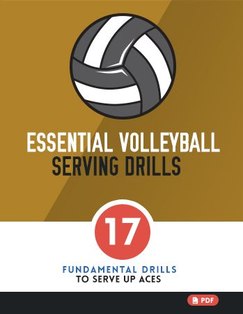 Volleyball drills and coaching tips for youth and high school teams. Learn simple, fun and effective practice ideas for passing, setting, spiking, serving, digging, and blocking.