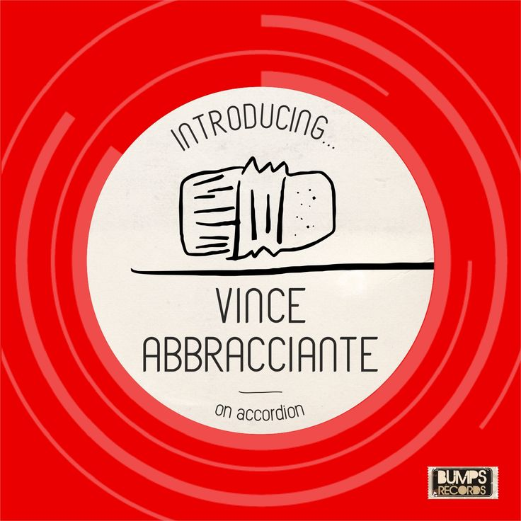 """Artwork for """"Introducing..."""" by Vince Abbracciante [2012]"""