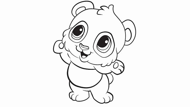 Cute Kawaii Animal Coloring Pages Best Of Kawaii Coloring Pages Best Coloring Pages For Kids Panda Coloring Pages Bear Coloring Pages Animal Coloring Pages