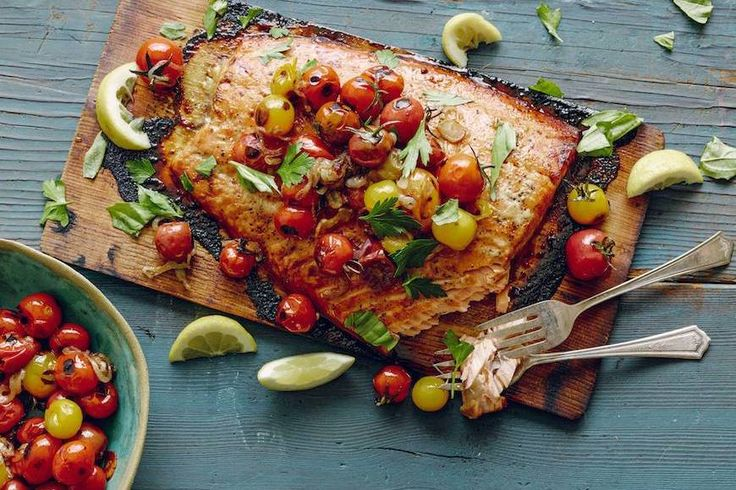 If you're looking for a Cedar Plank Salmon recipe, look no further ...