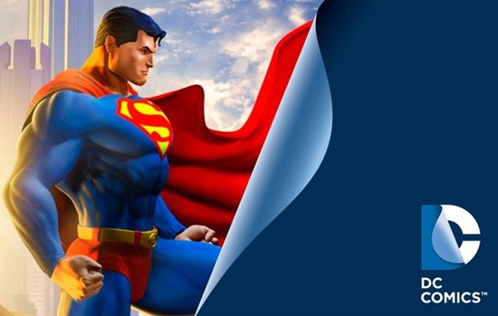 DC Comics Logo Refurbishment