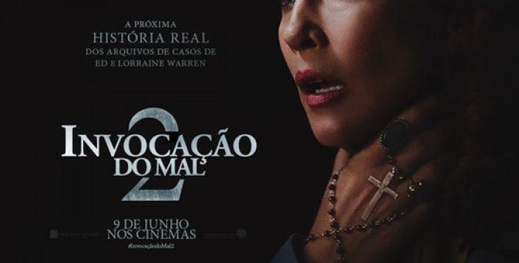 Trailer legendado e imagens do filme 'Invocação do Mal 2' - Cinema BH