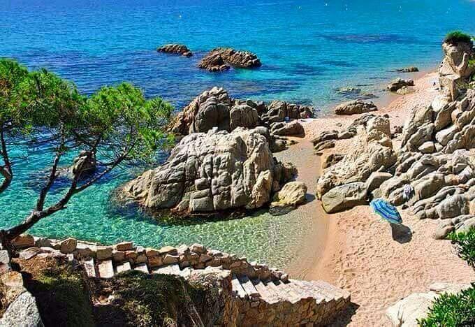 Cala Pola, Tossa de Mar (Girona)