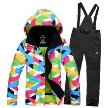 US $84.00 2015 High Quality ski suits women's jacket+pants,snowboard clothes,snowboard ski jackets Sports Waterproof Windproof Breathable. Aliexpress product