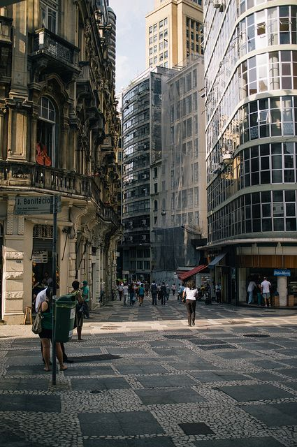 São Paulo - (by umcelinho)