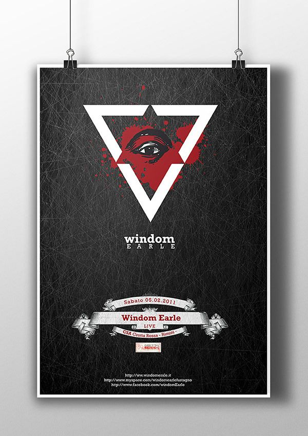 some posters 2007-2014 by Alessandro Moschetti, via Behance