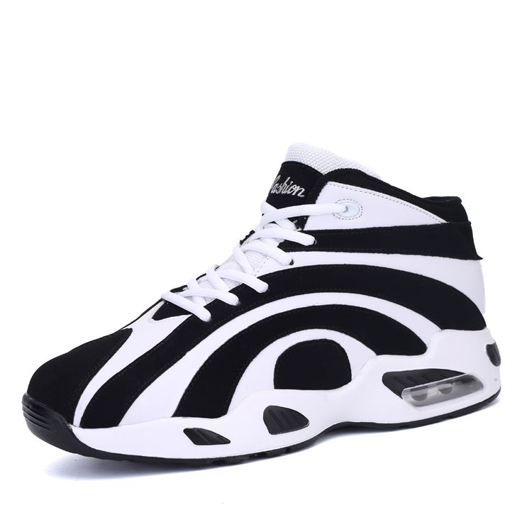 Basketball Shoes Girls White/Red Mens Sneakers Basketball Comfortable Women Sport Shoes High Top Basketball Men Trainers #Affiliate