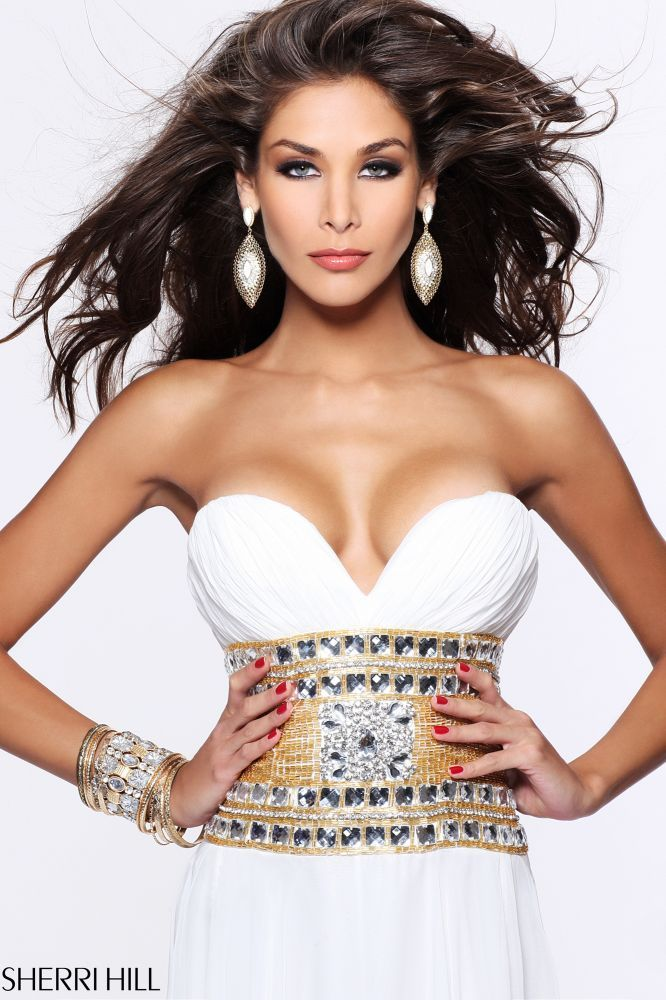 Miss Universo 2008, Dayana Mendoza para Sherri Hill - 2013 ~ The Perfect Miss