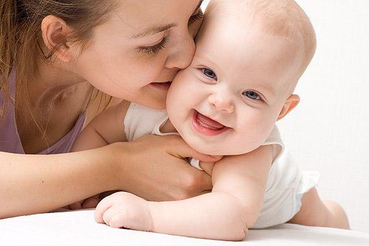 10 Mythen der Babyerziehung
