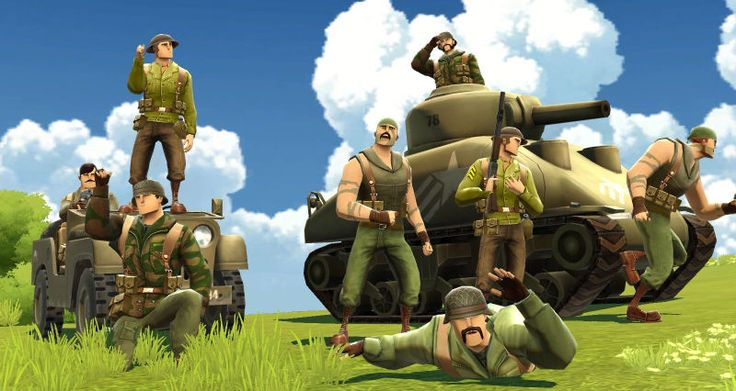 Learn about Oh Hey Battlefield Heroes Is Coming Back http://ift.tt/2hdwHst on www.Service.fit - Specialised Service Consultants.