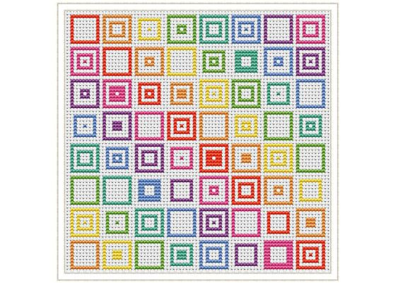 Thank you for looking.  Available here is this original cross stitch chart which will be made available to you immediately after purchase.