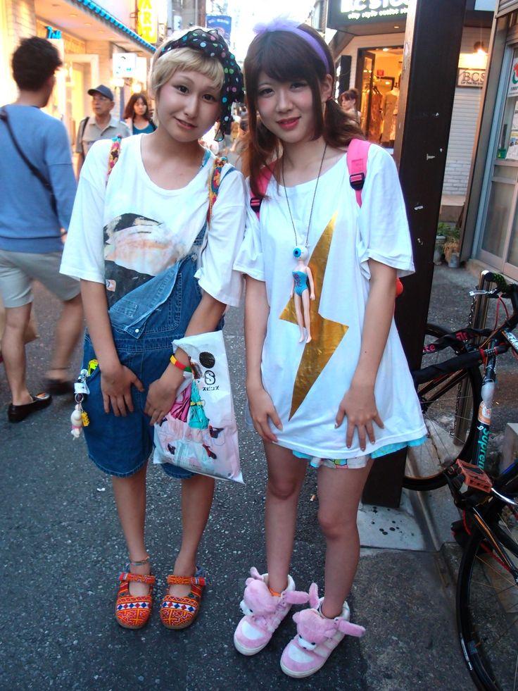 下北ガールズ!Fashion Flight: Street Snap of FRIENDS@ Shimokitazawa