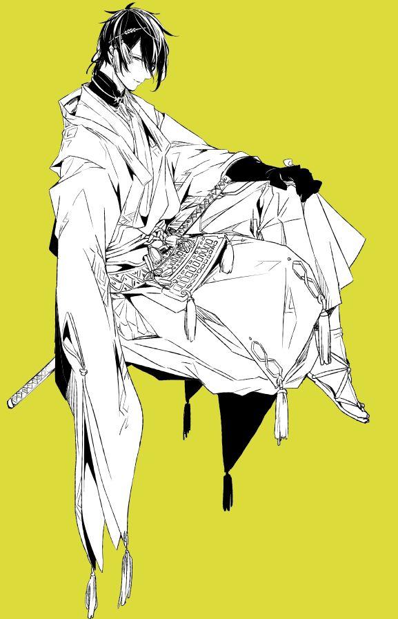 Mikazuki Munechika | Touken Ranbu