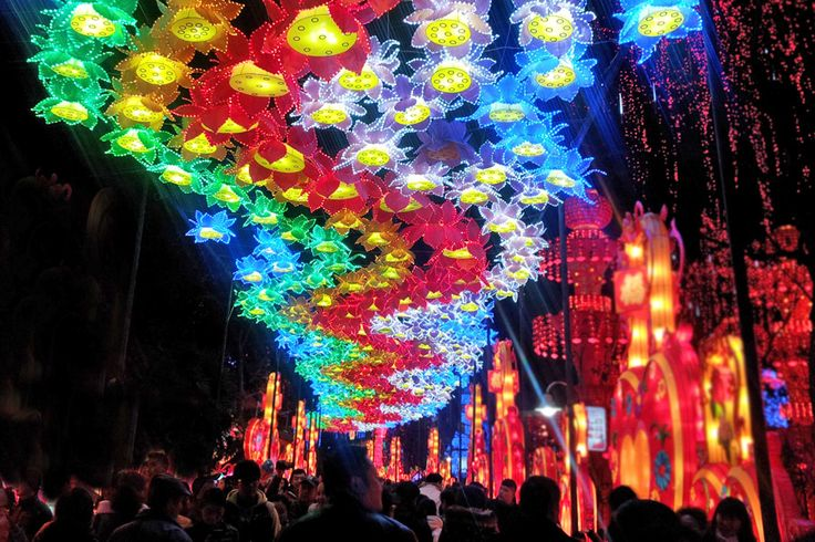 Philadelphia Chinese Lantern Festival May 9 - Jun 11, 2017