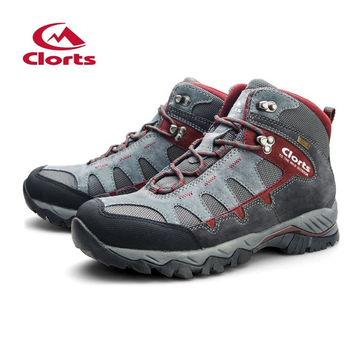 86.99$  Watch now - http://alik44.shopchina.info/1/go.php?t=32816627836 - Clorts Hiking Shoes For Men Outdoor Hiking Boots High Top Waterproof Trekking Shoes Male Breathable Climbing Shoes HKM-823A/B/F  #buyonline