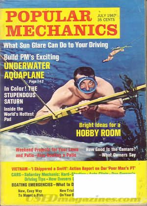 Popular Mechanics July 1967