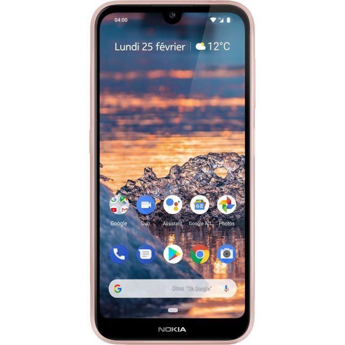 Nokia 4 2 Rose 32 Go En 2020 Smartphone Kit Main Libre Et Appareil Photo Numerique