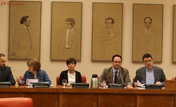Seis iniciativas de PSOE, PNV y Podemos ya han sido bloqueadas