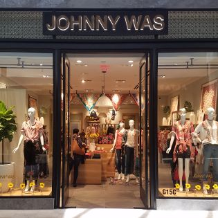 Where To Buy Johnny Was Clothing | Johnny Was Retail Store Locator | South Park Mall, Charlotte, North Carolina