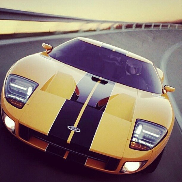 The definition of cool - Ford GT