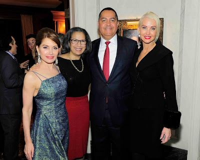 Times Square Gossip: NYC MISSION SOCIETY FETE @ JEAN SHAFIROFF'S