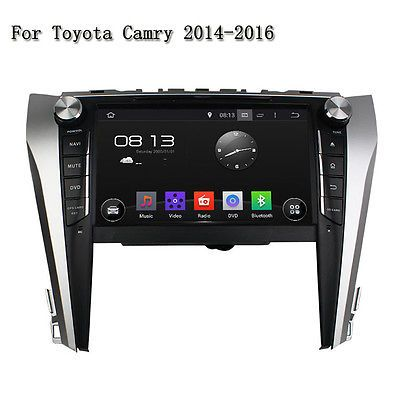 Price - $399.99.ㅤㅤㅤ                9 Inch Android 5.1.1 Car Stereo Dvd Player For Toyota Camry 2013-2016 GPS Navi ( Screen Size - 9in., Brand - Klyde, Model - SZ-9100, MPN - 07598968049627, Features - Radio Tuner, Touch Screen, Country/Region of Manufacture - China, Placement - Dashboard, Operation System - Pure Android 5.1.1, CPU - Rockchip PX3 Cortex A9, Quad-core, RAM - DDR3 1G, Nand Flash - Built in 16GB, Type - Car DVD Player, Use - For Toyota Camry 2013-2016, Din - Double Din, ROM…