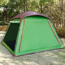 Male wolf camping tent, outdoor 58 people, large space, multi people camping equipment, beach rainproof sunscreen tent //Price: $US $93.44 & FREE Shipping //   #gloves #decor #dresses #skirts #pants #tshirts