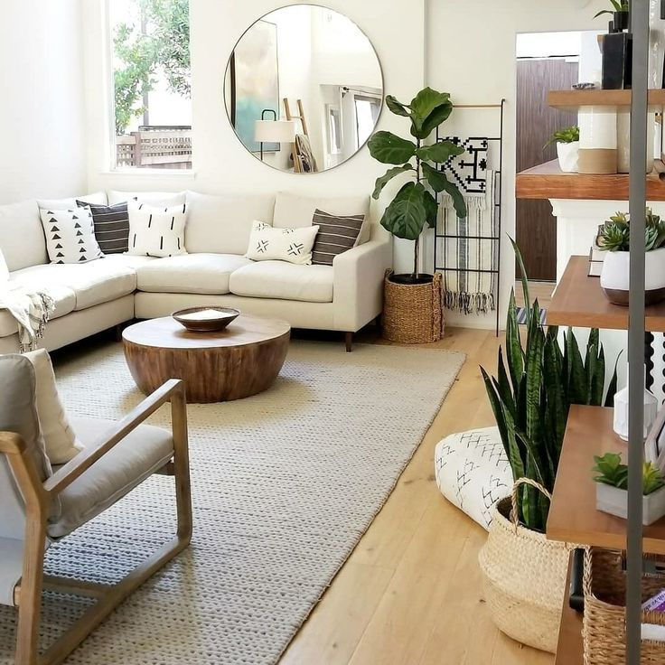 Comfortable Living Room Decorating Ideas: Interior Design Ideas In 2019