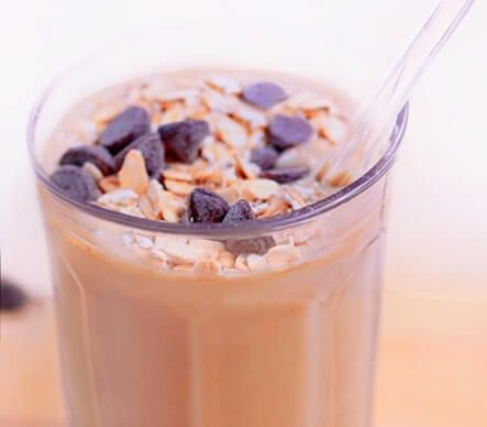Cookie Dough Protein Shake