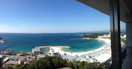 2012/11/03 白良浜, 南紀白浜, 和歌山県 / Shirarahama Beach, Nanki Shirahama, Wakayama, Japan