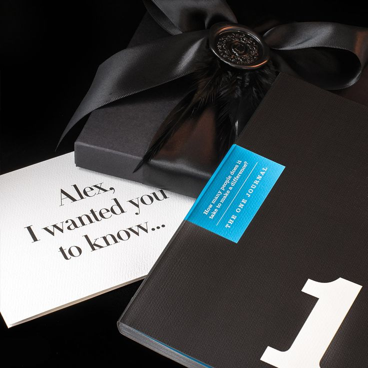 A beautifully packaged appreciation gift.