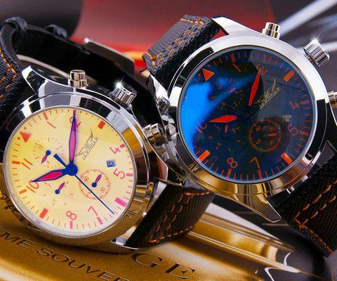 Men's Jaragar Midnight Watch