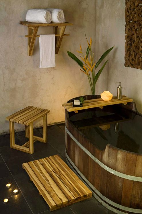 if you just can't live without your own Japanese bathhouse anymore...I love this