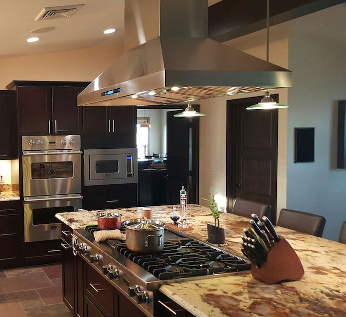 Best 10+ Island Range Hood Ideas On Pinterest