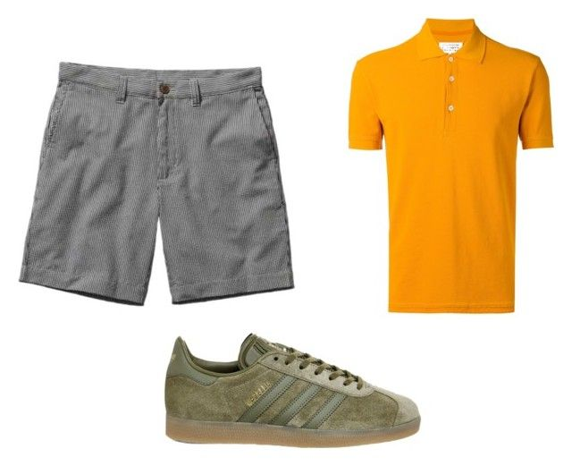 Fun Day by kiky77 on Polyvore featuring Maison Margiela, Patagonia, adidas, men's fashion and menswear