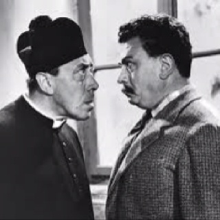 Don Camillo - Fernandel