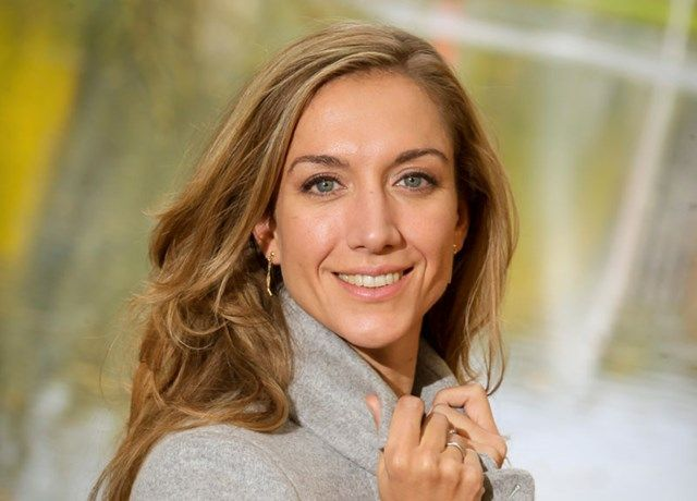 Hanne Decoutere: 'Mager zijn is verdacht geworden' - Het Nieuwsblad:
