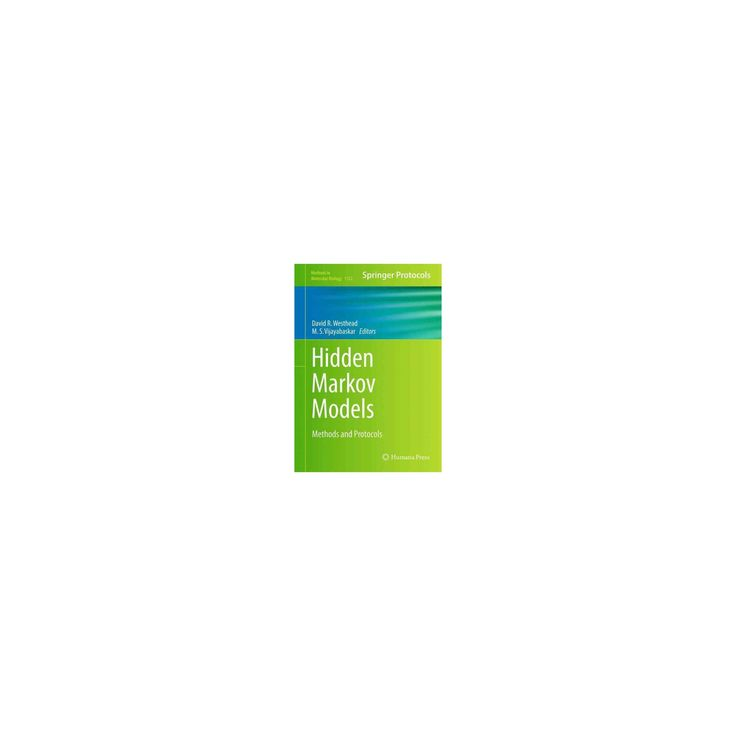 Hidden Markov Models : Methods and Protocols (Hardcover)