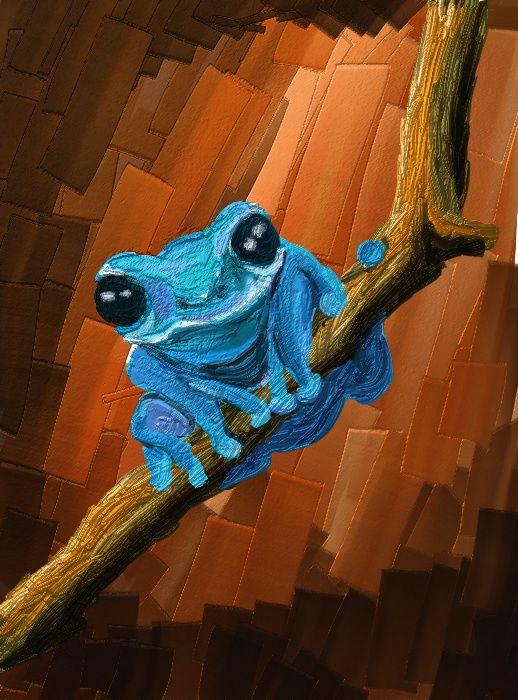 Blue Frog - January 23, 2014