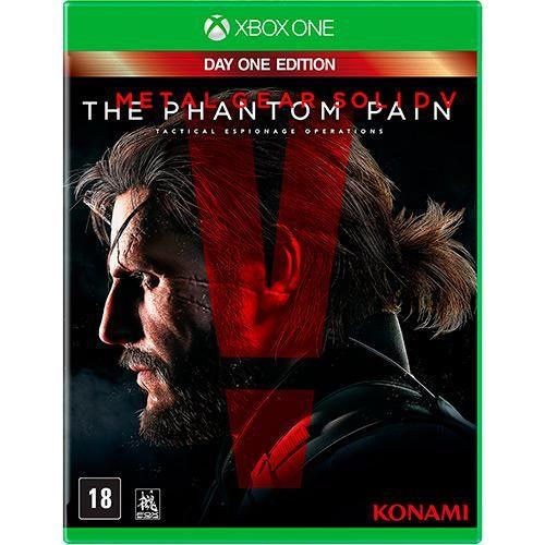 [Fantasma da Dor] Metal Gear Solid V: TPP Xone R$ 35,19 no boleto + fretinho (Americanas)