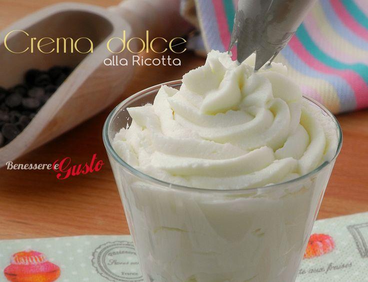 Crema dolce alla ricotta, ideale per farcire torte e creare golosi dessert semifreddi senza cottura. Ricetta facile a base di latte condensato