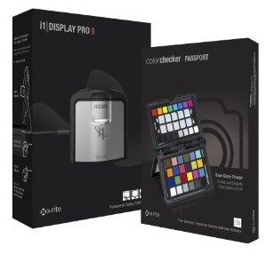 Amazon.com: X-Rite EODIS3CCPP i1 Display Pro and ColorChecker Passport Bundle (Black): Camera & Photo