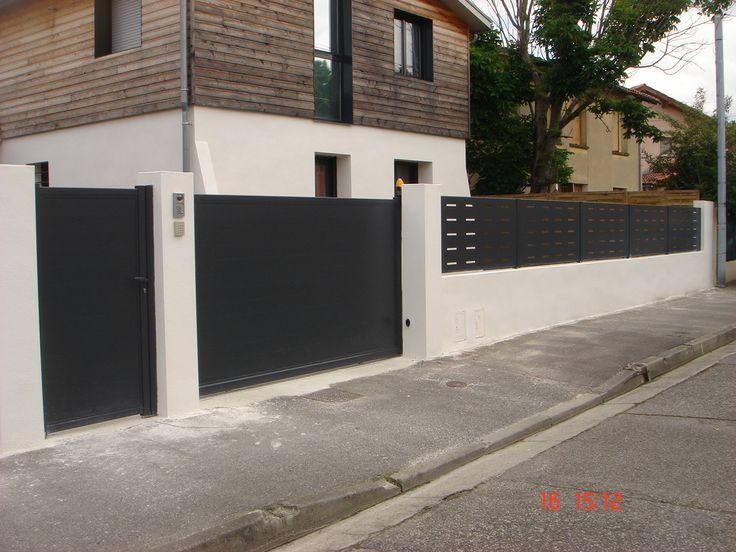 Best 25 cloture bois ideas on pinterest cloture jardin bois palissade and - Castorama fer a beton ...