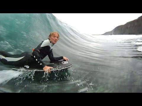 cool GoPro: Bodyboarding Ireland
