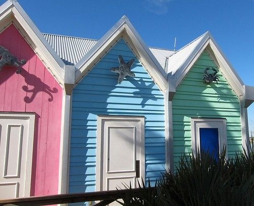 17 Best Images About Colorful Dwellings On Pinterest